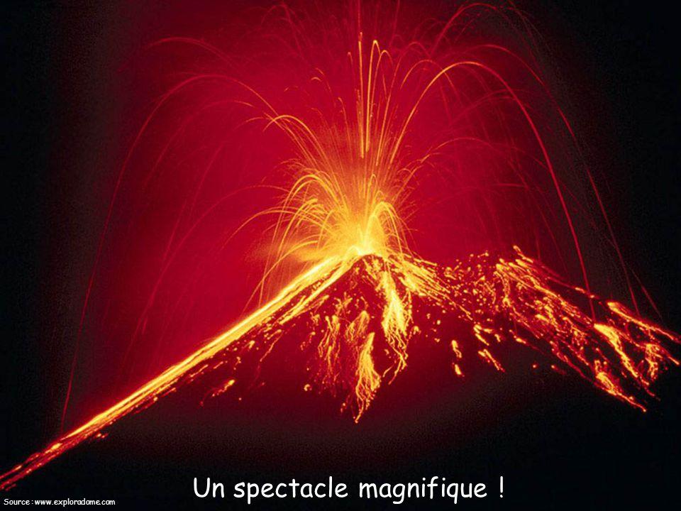 Un spectacle magnifique ! Source : www.exploradome.com