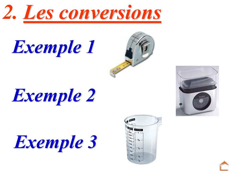  Autres unités de masse Exemple : (multiples du gramme) 1 tonne = 1 quintal = Remarque : Ces unités sont Un camion poids-lourd pèse 3,5 t. utilisées