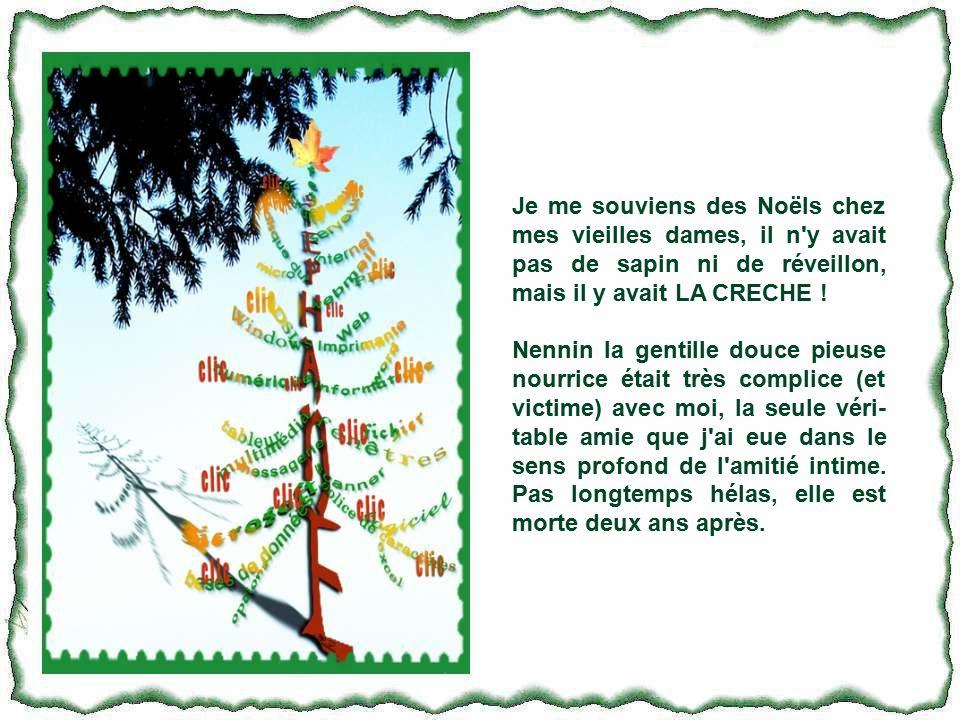 Les histoires de Noël sont en général emplies de guirlandes, de boules, de sapins et de ré- veillons .