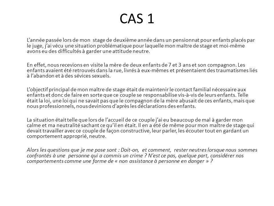CAS 12 Pendant mon stage, j'ai été en contact avec des adultes immigrés qui ont tous des croyances, des valeurs différentes.