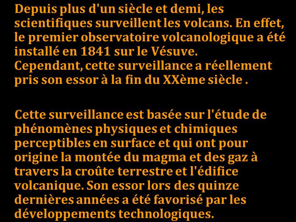 Le volcanisme est un risque majeur contre lequel l'homme ne peut que se protéger de manière passive. On ne peut empêcher une éruption d'avoir lieu. Ma
