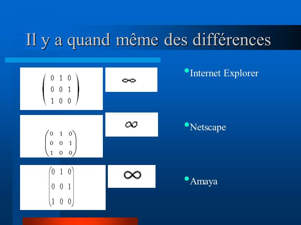 Introduction à MathML Par Katia Larrivée UQO Le 18 mars 2004. - ppt ...
