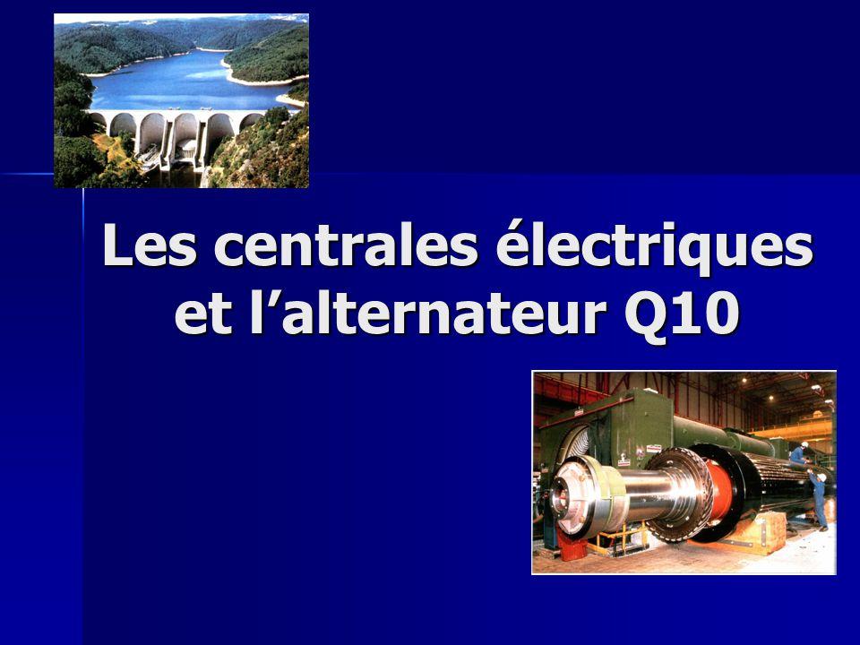 Question N°1 Une centrale thermique fonctionne avec Une centrale thermique fonctionne avec A / de l'uranium A / de l'uranium B / des combustibles fossiles B / des combustibles fossiles C /de l'eau C /de l'eau