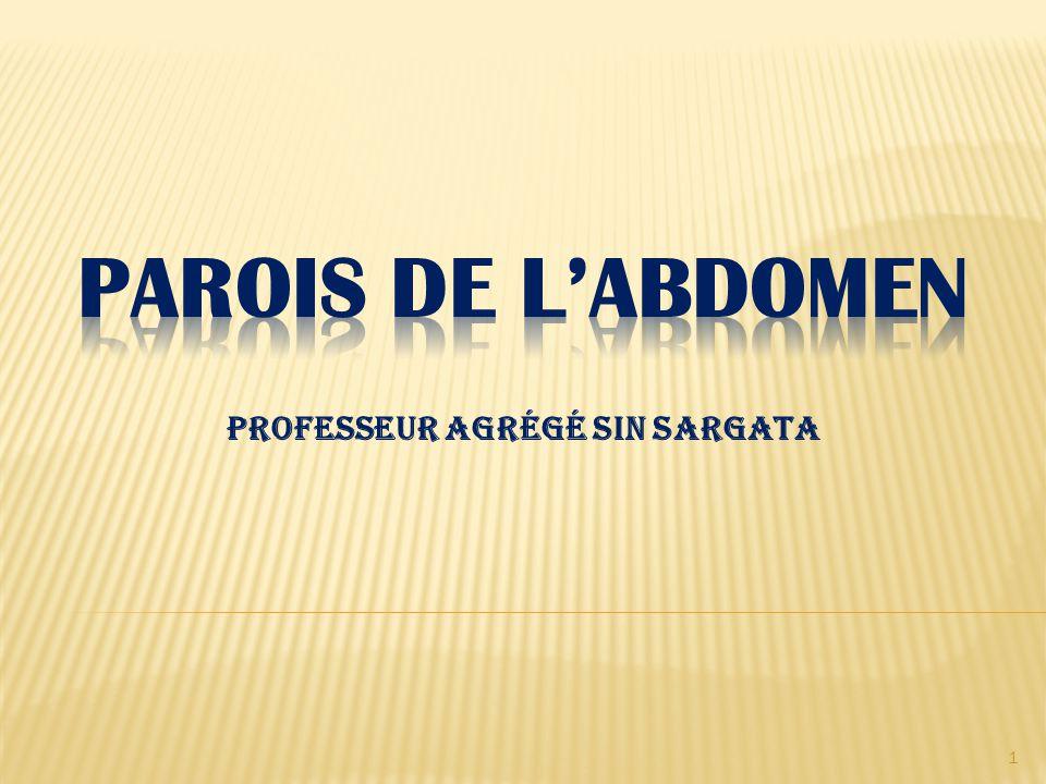 Professeur agrégé SIN Sargata 1