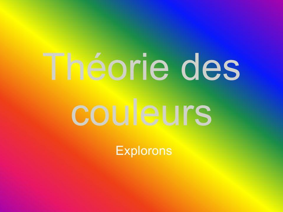 Les couleurs primaires sont: Jaune, vert et noir Bleu, rouge et jaune Orange, violet et vert