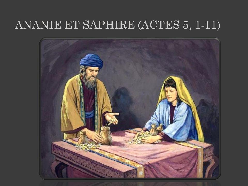 """Résultat de recherche d'images pour """"Ananie et Saphire"""""""