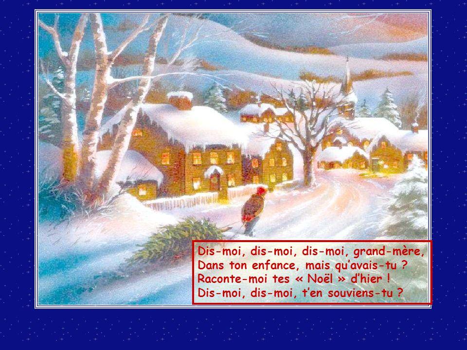 Le temps é voqu é dans ce diaporama n'est pas si lointain … C'est le temps de votre grand-m è re, de votre grand- p è re … Comparez les cadeaux que vous allez recevoir à No ë l avec le « cadeau » que recevaient ces enfants … Et pensez à remercier tous ceux qui vous g â tent ainsi …