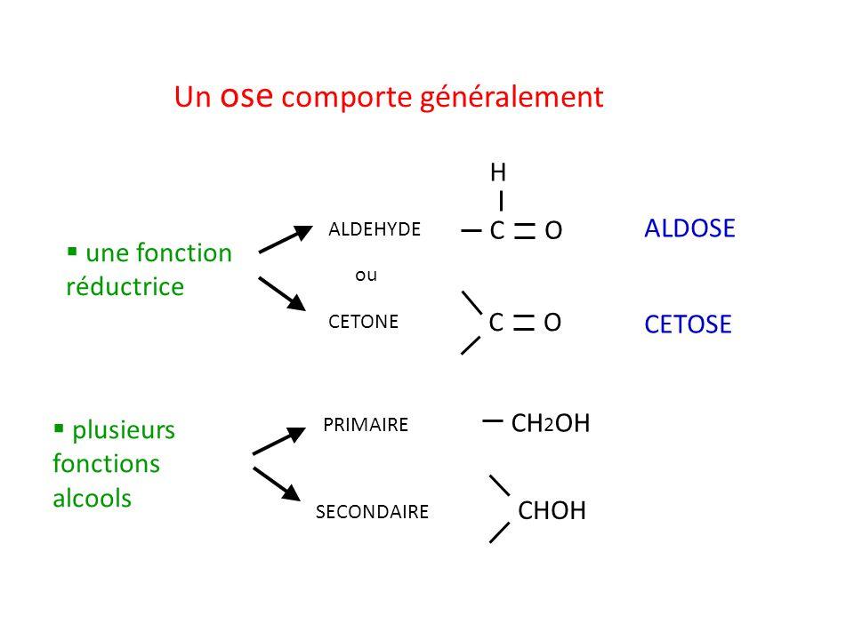 C 6 H 12 O 6 Glucose, Galactose, Mannose, Fructose,…..