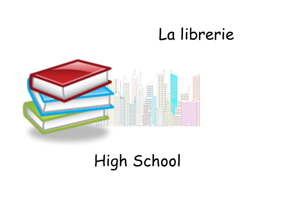 La librerie High School