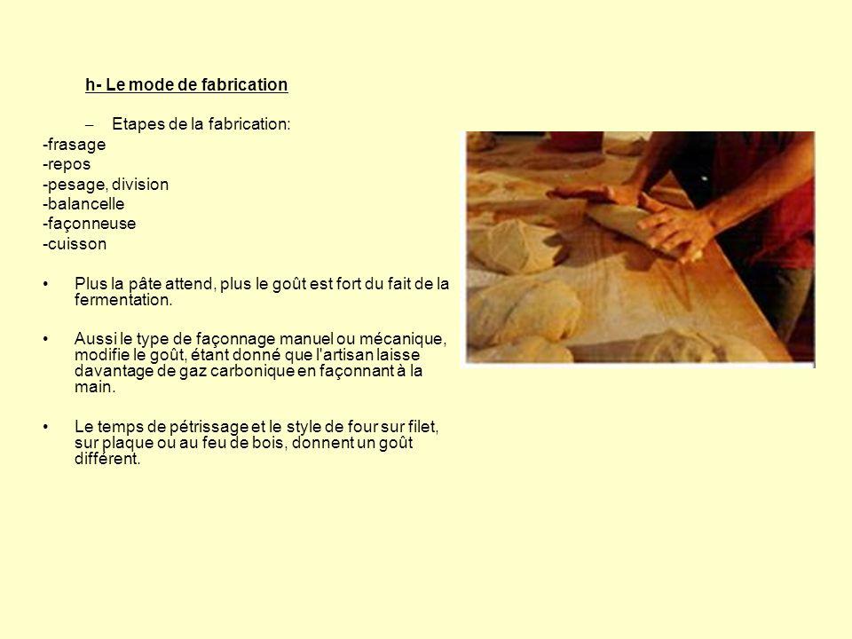 I/2- Notre expérience LA RECETTE Préparation : 15 mn + 2h Cuisson : 1h15 Ingrédients : - 600 g de farine (on peut prendre 200 g de farine blanche, autant de farine complète et autant de farine semi-complète) - 1 cuillère à soupe de sel - 40 cl d eau tiède - 1 sachet de levure de boulangerie déshydratée Préparation : Dans un saladier, mélanger la farine (ou les farines) et le sel.