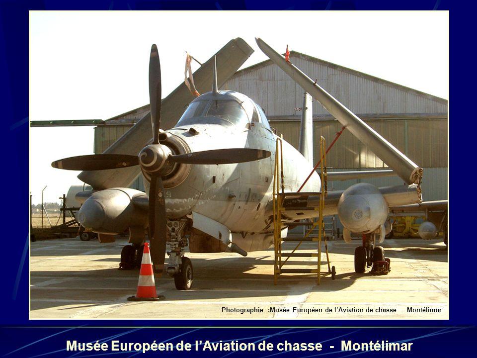 Musée Européen de lAviation de chasse - Montélimar Photographie :Musée Européen de lAviation de chasse - Montélimar