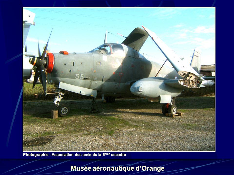 Musée aéronautique dOrange Photographie : Association des amis de la 5 ème escadre