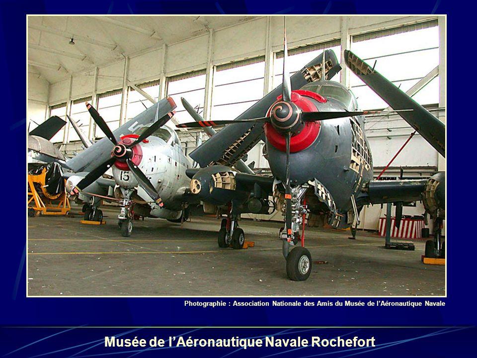 Musée de lAéronautique Navale Rochefort Photographie : Association Nationale des Amis du Musée de lAéronautique Navale