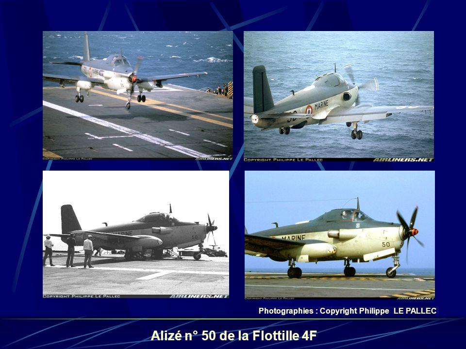 Alizé n° 50 de la Flottille 4F Photographies : Copyright Philippe LE PALLEC