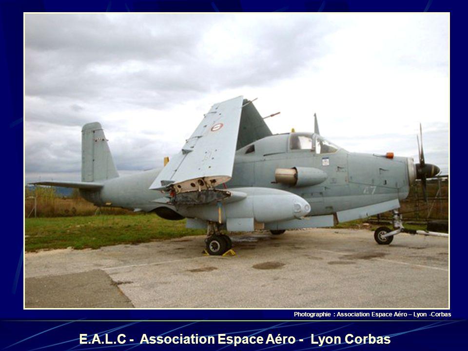 E.A.L.C - Association Espace Aéro - Lyon Corbas Photographie : Association Espace Aéro – Lyon -Corbas
