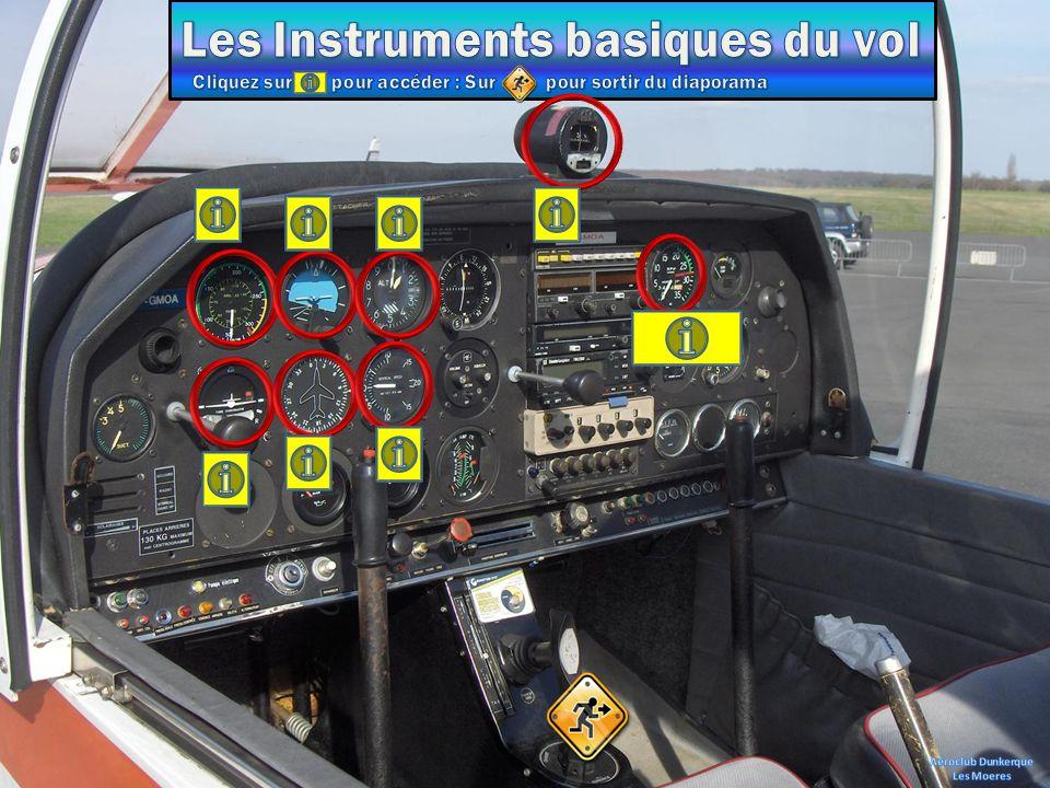LE VARIOMETRE VITESSE VERTICALE – « Vz » Appelé aussi « Vario » Le variomètre fournit la vitesse verticale Vz de l avion, en feet par minute,c est à dire la composante verticale de la vitesse de l avion par rapport à la masse d air.