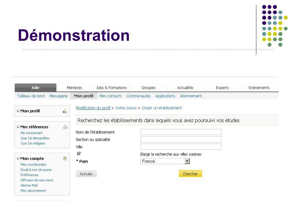 2- Constitution de la base de contacts directs (Niveau 1)