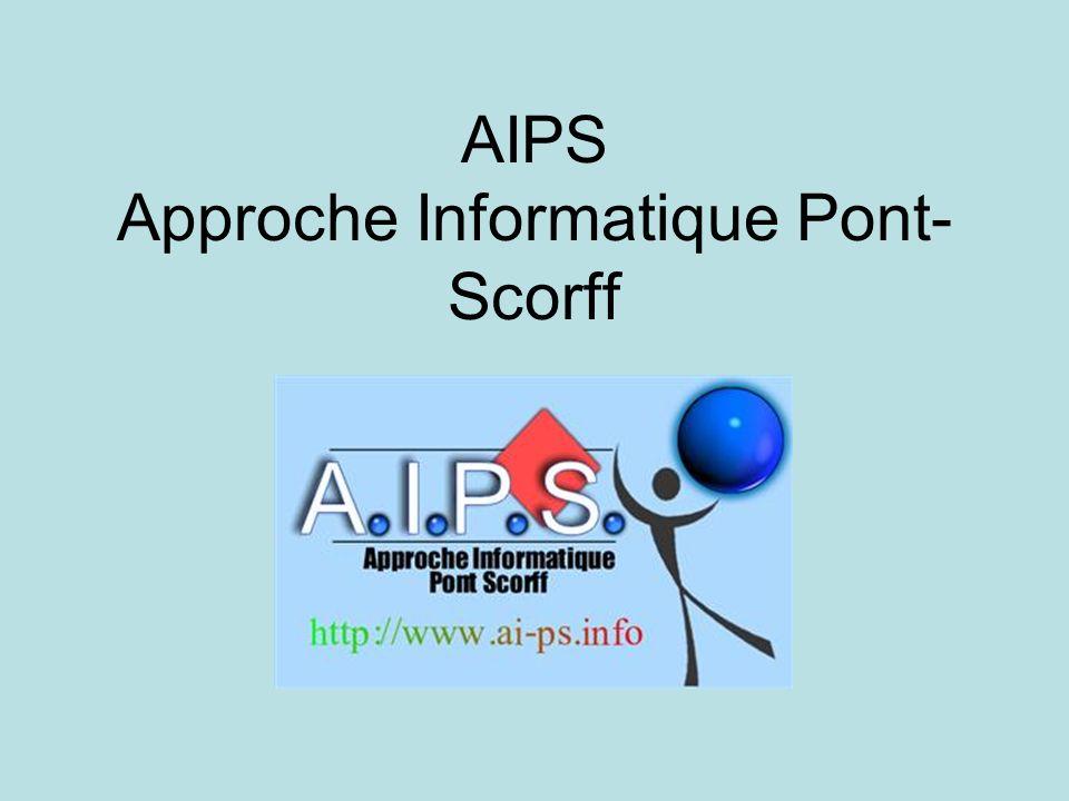 AIPS Approche Informatique Pont- Scorff
