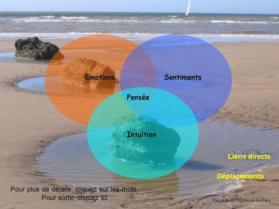 En sappuyant sur les théories analytiques, on peut décrire très schématiquement notre psychisme, comme étant composé de quatre instances principales…