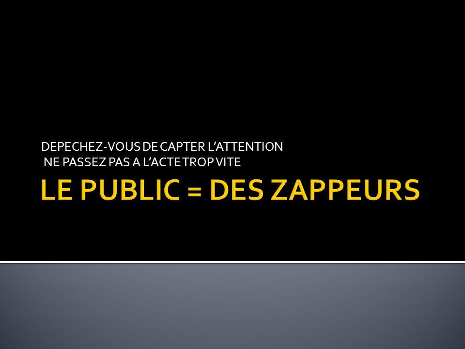 DEPECHEZ-VOUS DE CAPTER LATTENTION NE PASSEZ PAS A LACTE TROP VITE
