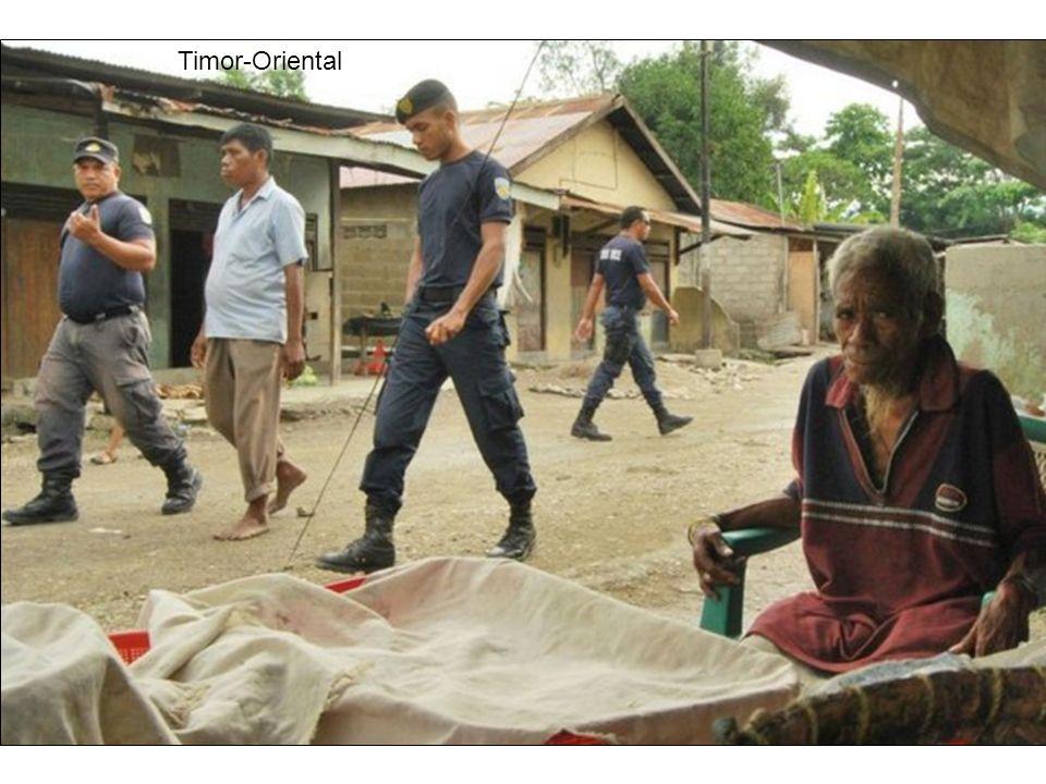 Timor-Oriental