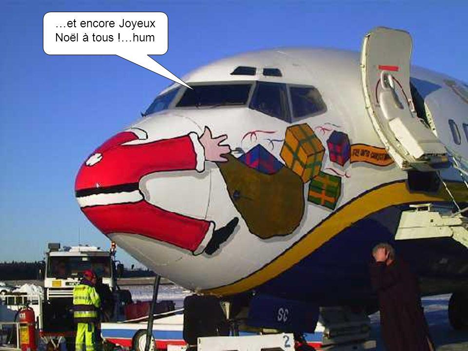 …et encore Joyeux Noël à tous !…hum