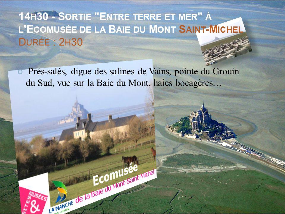 H ISTOIRE GEOGRAPHIE Le Mont Saint-Michel constitue lun des témoins majeurs de lhistoire sacrée de lOccident médiéval.