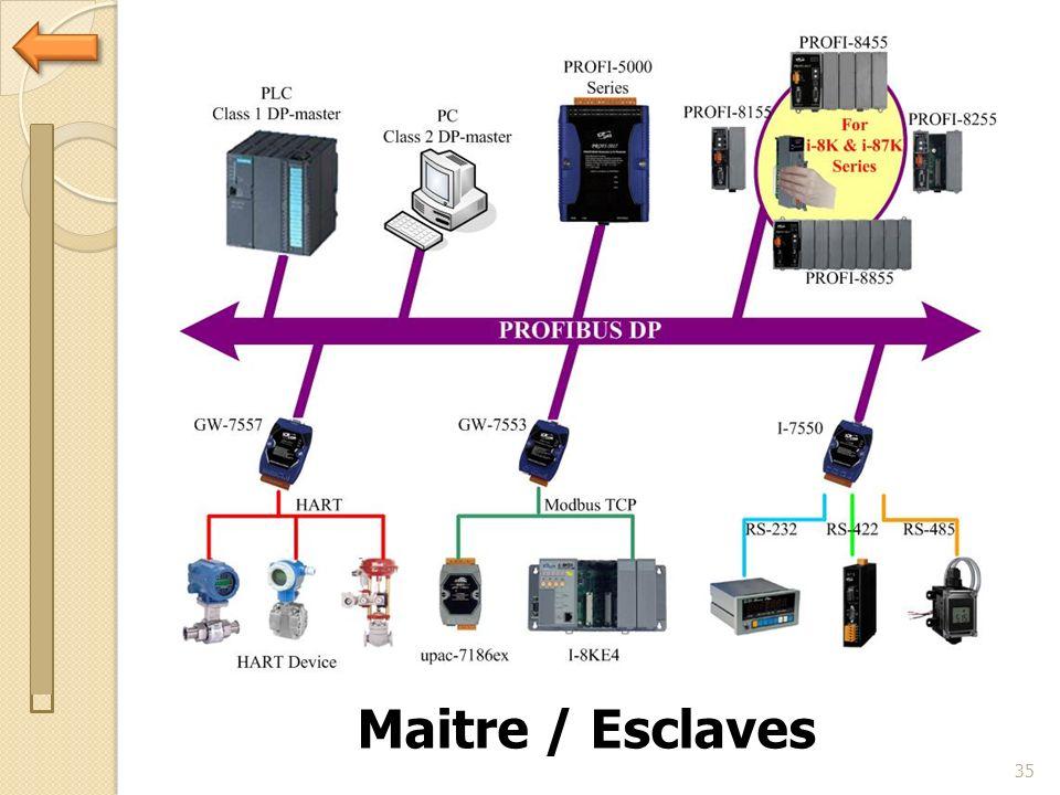 35 Maitre / Esclaves