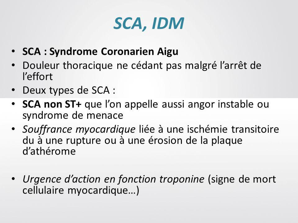 SCA, IDM