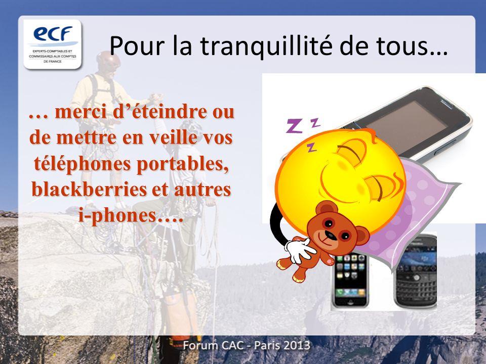 … merci déteindre ou de mettre en veille vos téléphones portables, blackberries et autres i-phones…. Pour la tranquillité de tous… 2