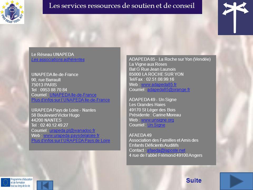 Le Réseau UNAPEDA Les associations adhérentes UNAPEDA Ile-de-France 90, rue Barrault 75013 PARIS Tel : 0953 88 70 84 Courriel : UNAPEDA Ile-de-France