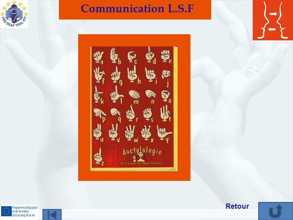 Retour Communication L.S.F