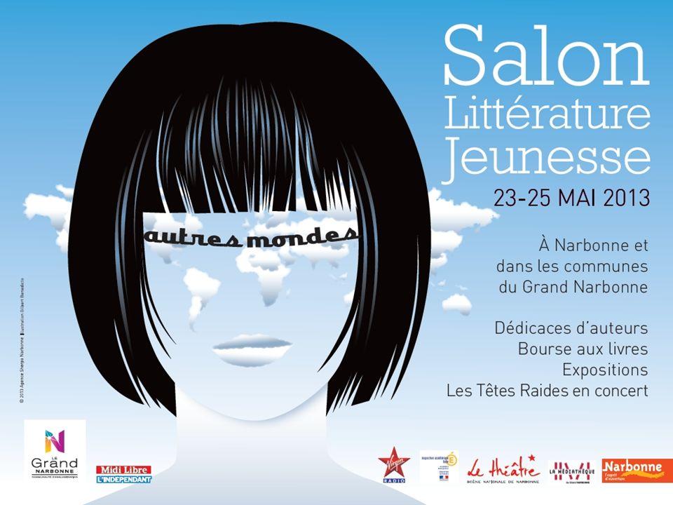 Salon Littérature Jeunesse Narbonne 2013