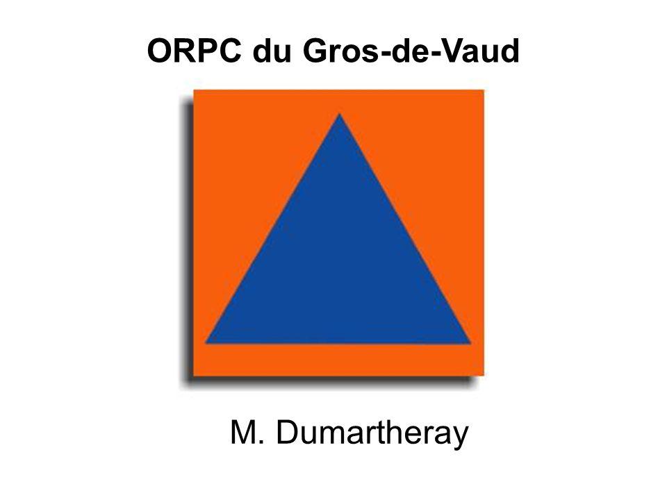 ORPC du Gros-de-Vaud M. Dumartheray