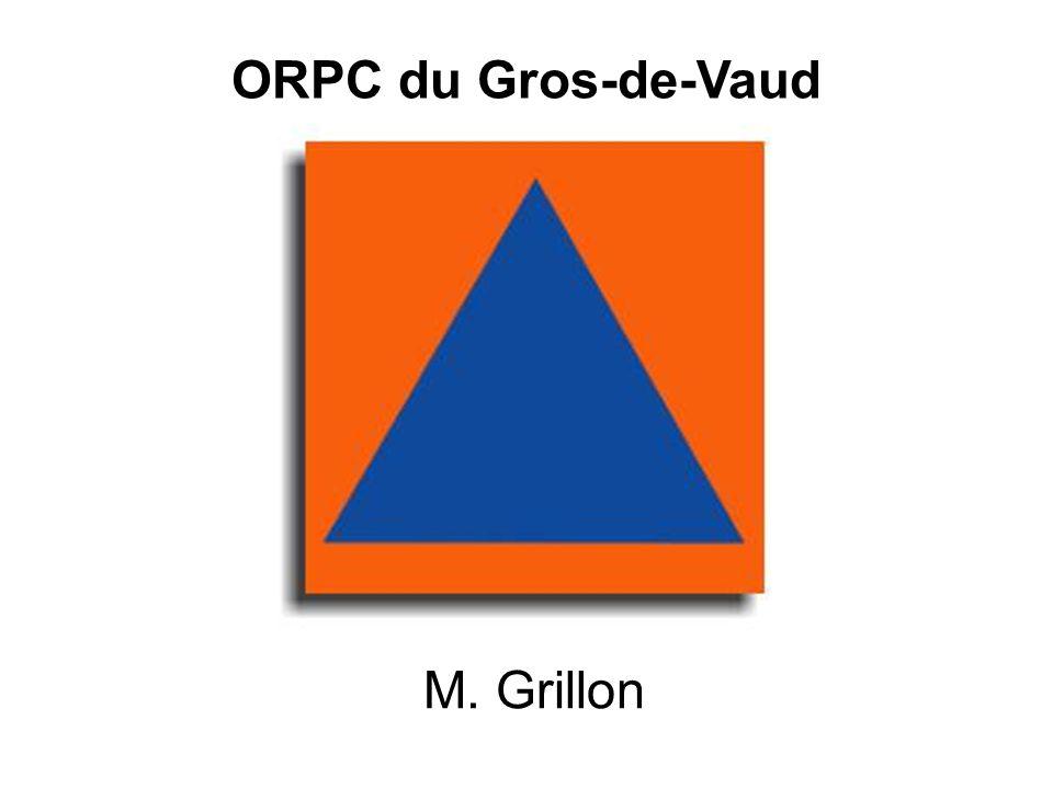 ORPC du Gros-de-Vaud M. Grillon