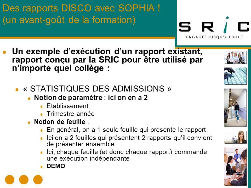 Ce quil faut savoir pour créer un rapport 1- Faire un croquis de la structure souhaitée du rapport 2- Où trouve-t-on les données .