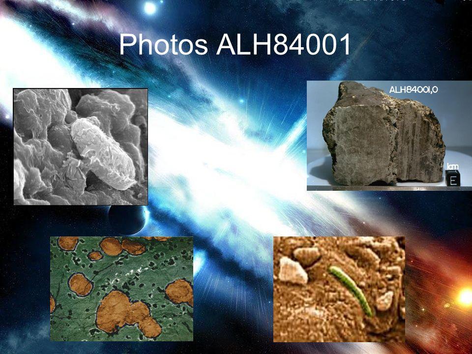 Photos ALH84001