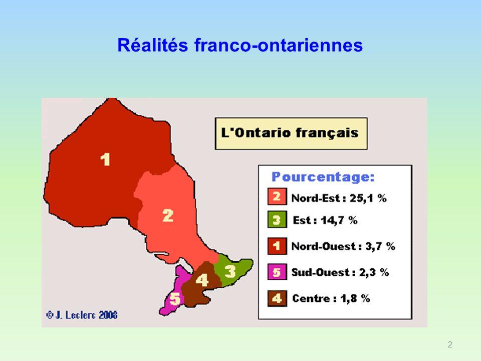 Réalités franco-ontariennes 2.