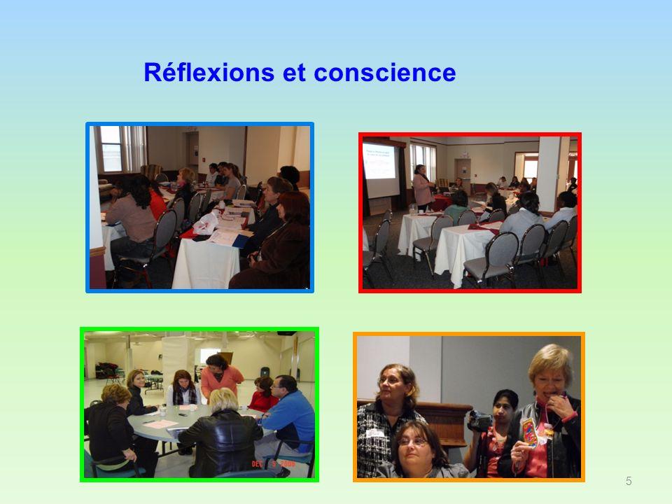 Réflexions et conscience 5