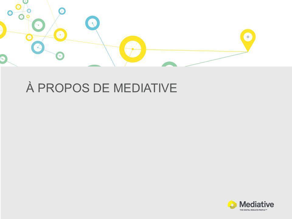 5 avril 2013 Mediative.com