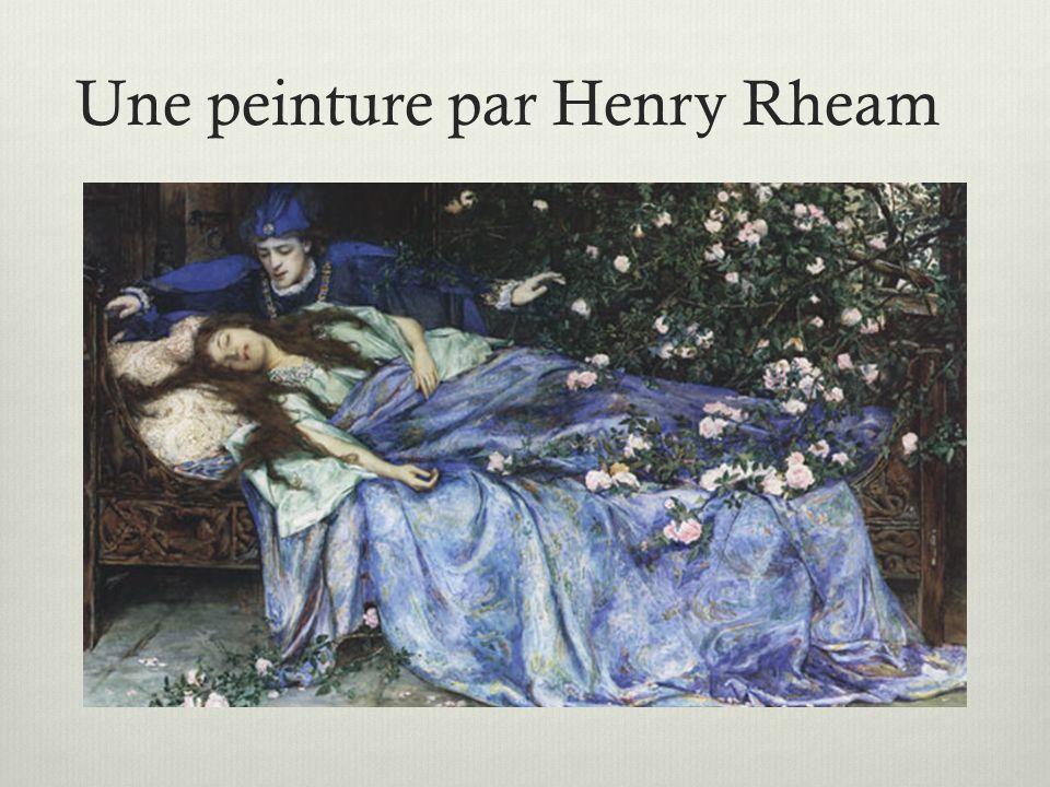 Une peinture par Henry Rheam