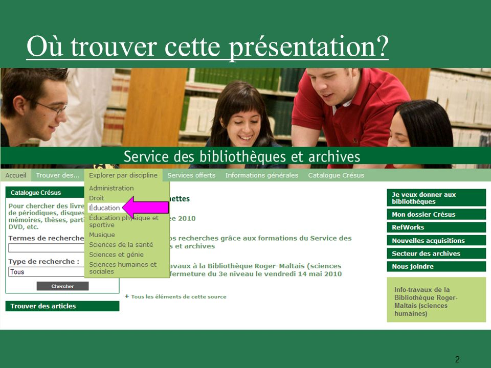 33 Document PowerPoint – exemple Lorrain, I.(2010).