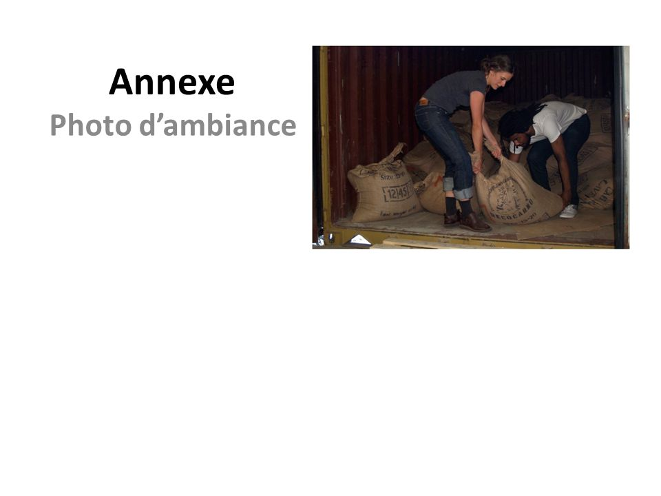 Annexe Photo dambiance