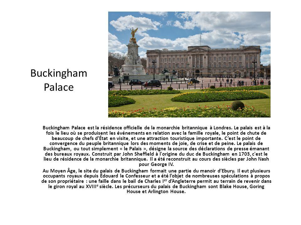 Le Palais de Westminster Le palais de Westminster (en anglais : Palace of Westminster), également désigné sous le nom de Maisons du Parlement (Houses of Parliament), est le lieu où siègent la Chambre des communes et la Chambre des Lords du Royaume-Uni.