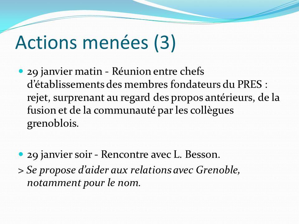 Actions menées (4) 31 janvier - Courrier de J.-J.Queyranne à G.