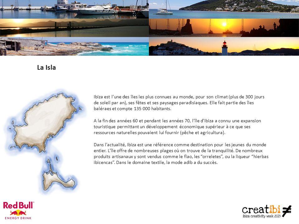 La Isla Ibiza est lune des îles les plus connues au monde, pour son climat (plus de 300 jours de soleil par an), ses fêtes et ses paysages paradisiaques.