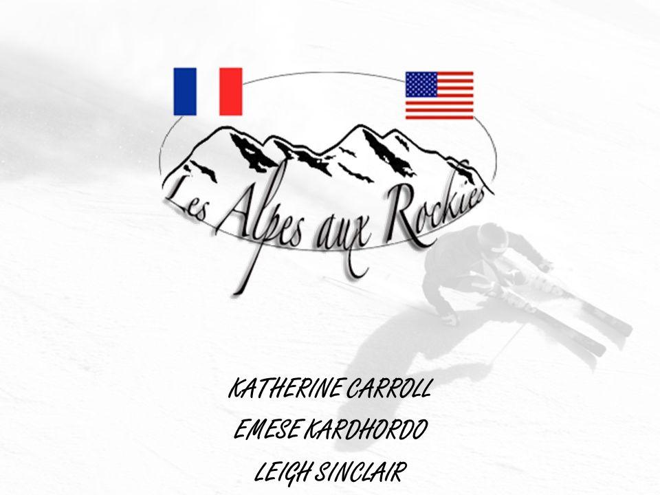 KATHERINE CARROLL EMESE KARDHORDO LEIGH SINCLAIR