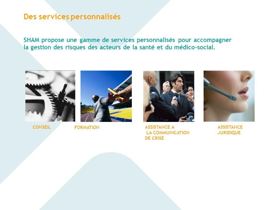 FORMATION CONSEILASSISTANCE A LA COMMUNICATION DE CRISE ASSISTANCE JURIDIQUE SHAM propose une gamme de services personnalisés pour accompagner la gest