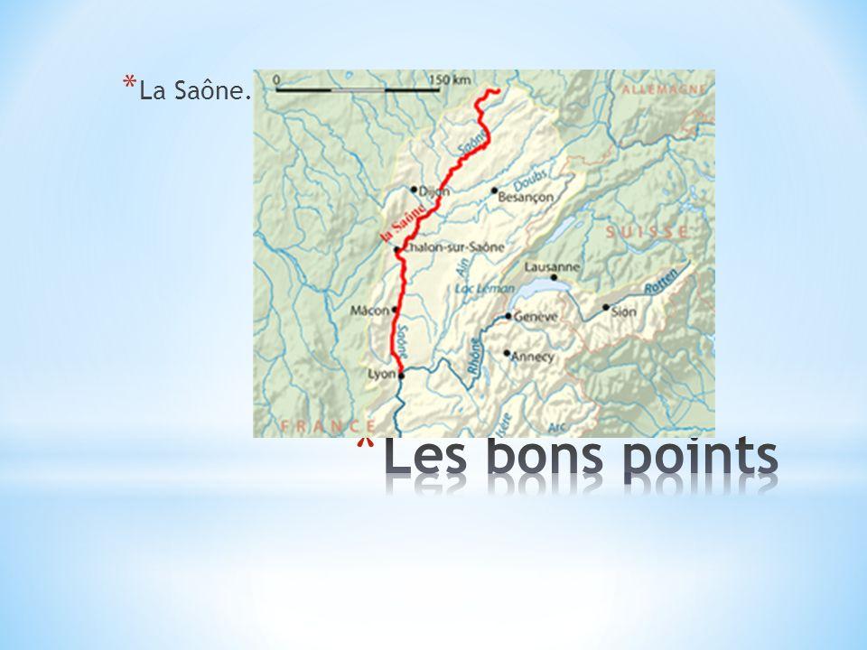 * « Confluence » le nouveau quartier chic de Lyon avec sa vue imprenable sur les deux fleuves!
