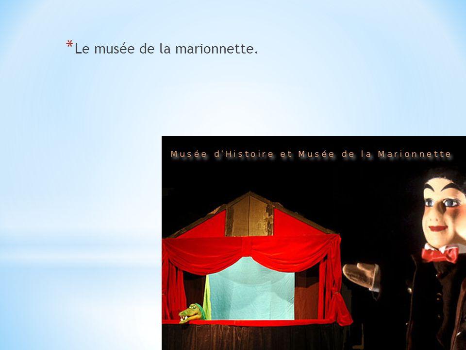 * Le musée des miniatures et du cinéma !